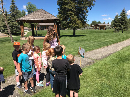 Wyoming Community Foundation Supports Summer Camp