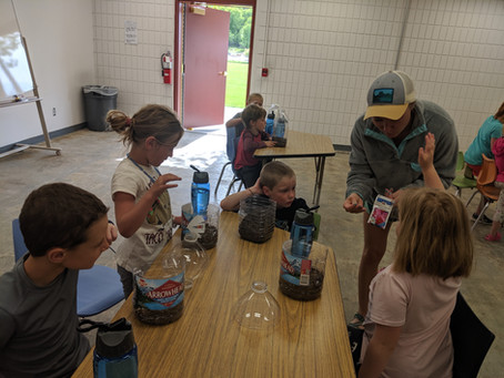 WY Community Foundation Supports Summer Camp