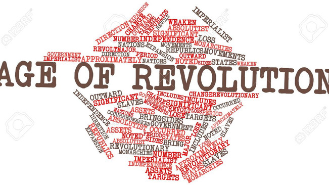 AGE OF REVOLUTIONS (C. 1760-1840)