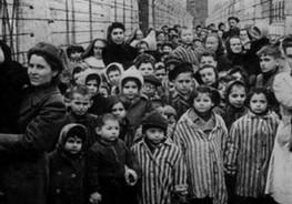 CRIMSON TIDES - A HOLOCAUST STORY