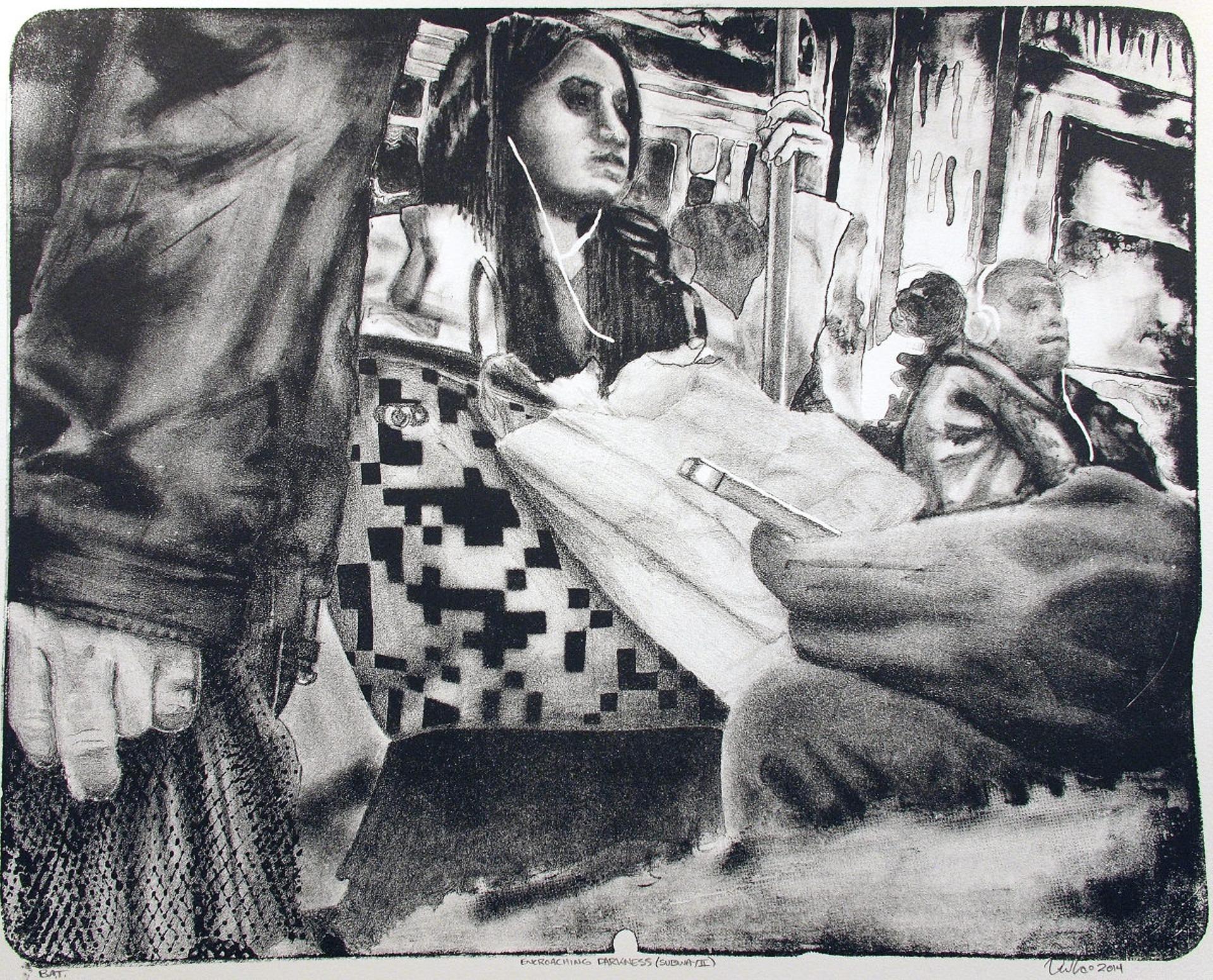 Encroaching Darkness (subway II)_fu