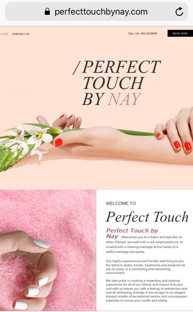 Perfecttouchbynay.com