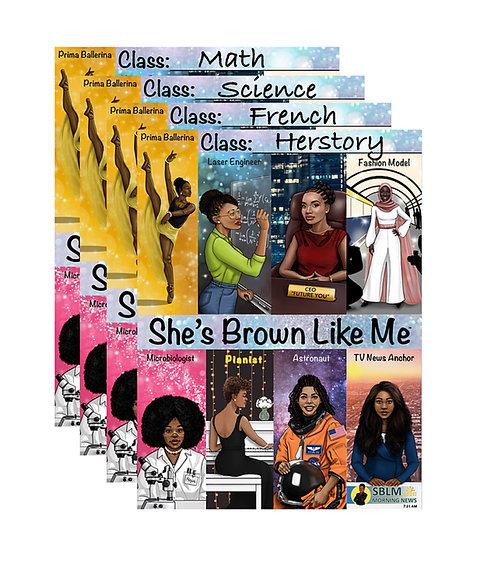 Multipicture Student Folders