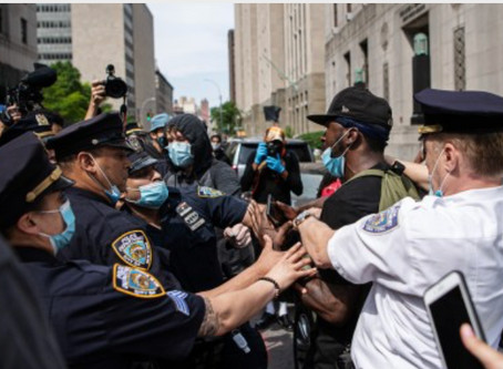 Bad apples come from rotten trees in policing. Rashawn Ray Saturday, May 30, 2020