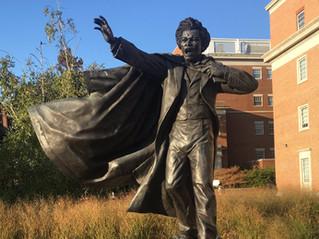 UMD Black History Month tour honors Frederick Douglass, Thurgood Marshall