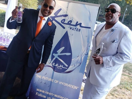 Meet Faheem Ali and Melvin Bratton of Keen Water in Lawrenceville