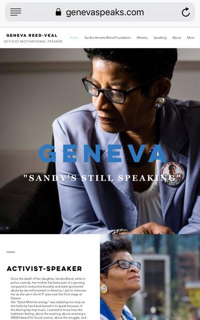 Genveaspeaks.com