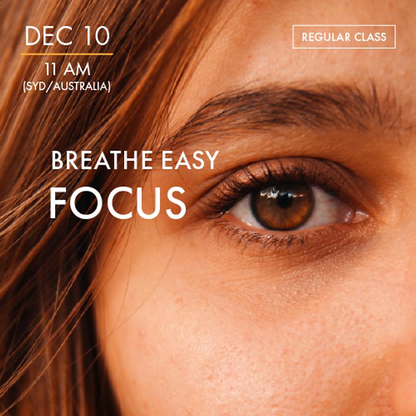ReBoot - BREATHE EASY - Focus