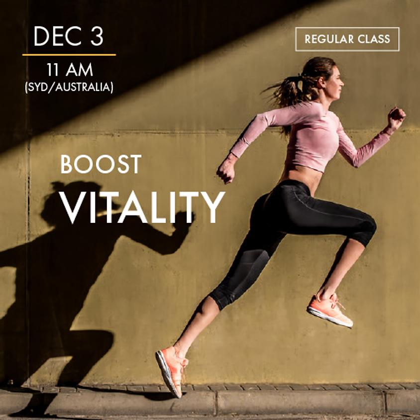 ReBoot - BOOST - Vitality