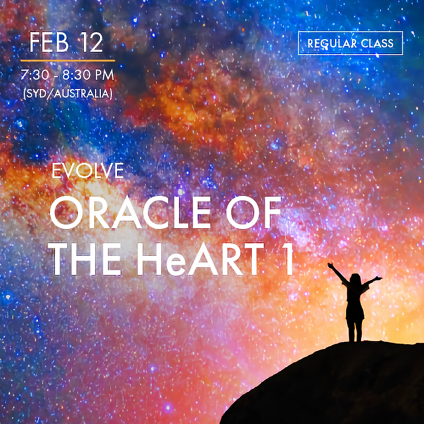 EVOLVE - Oracle of the HeART 1