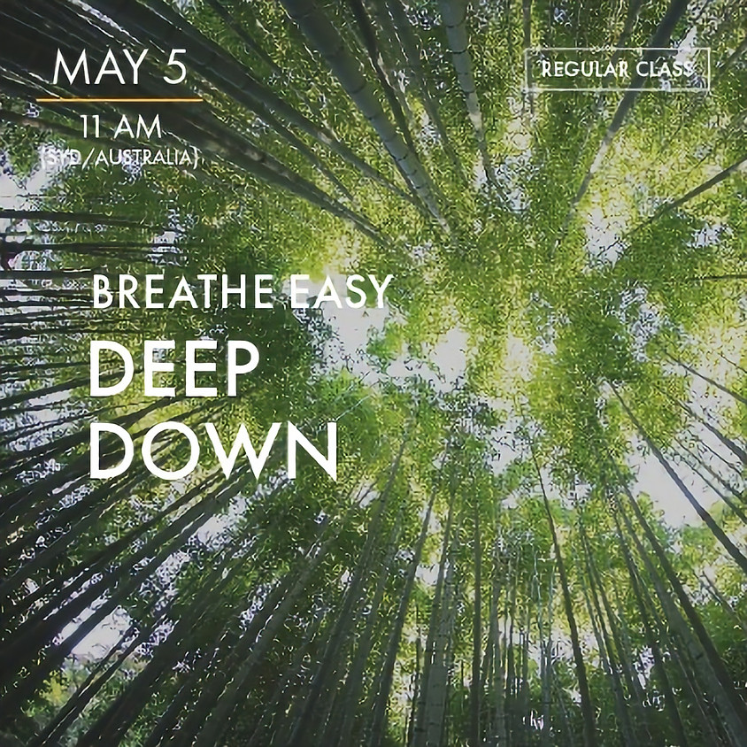 ReBoot - Breathe Easy - Deep Down