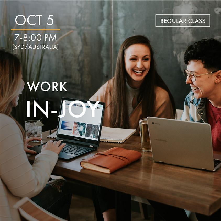 WORK - In-Joy