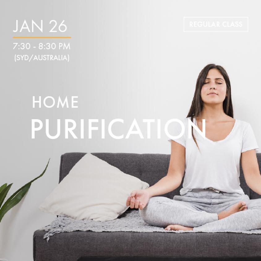 HOME - Purification