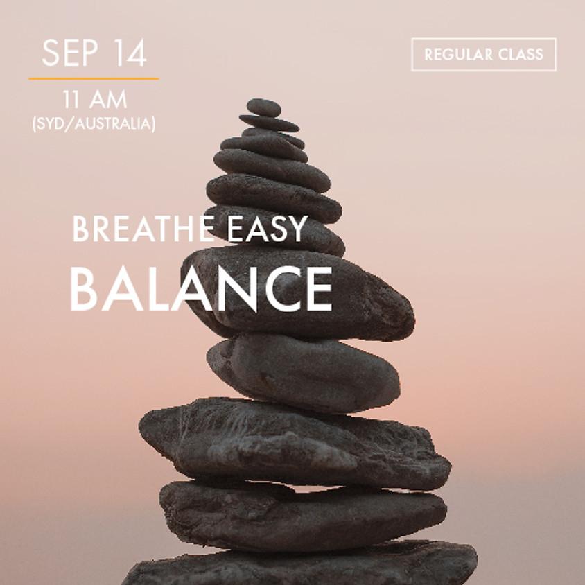ReBoot - BREATHE EASY - Balance
