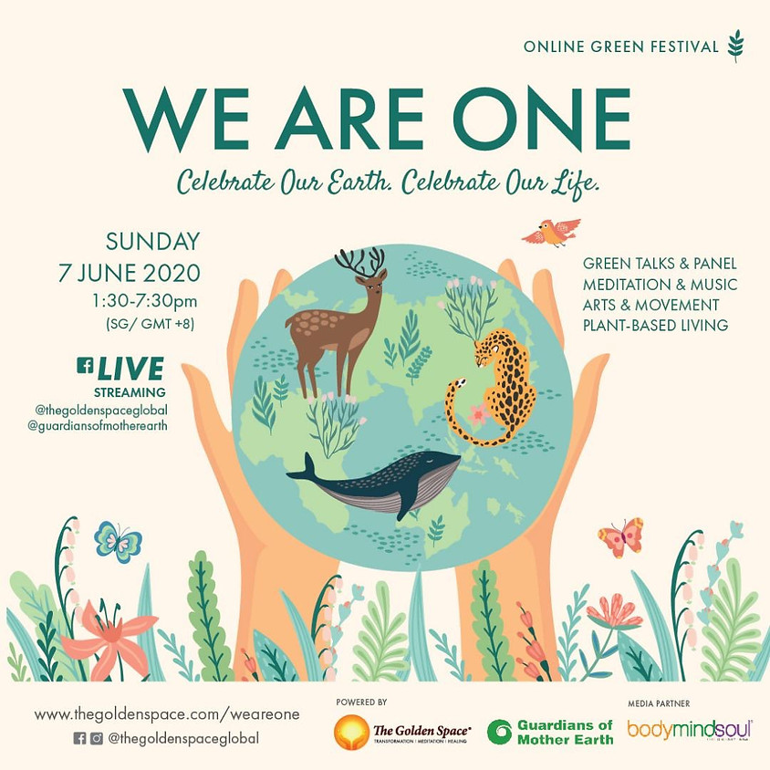 We Are One - Global Event