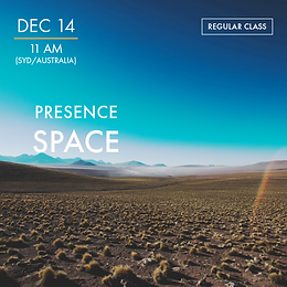 ReBoot - PRESENCE - Space