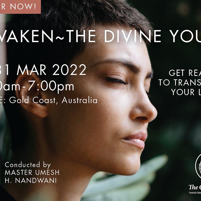 """Awaken ~ The Divine You""® Program"