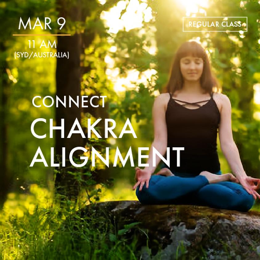 CONNECT - Chakra Alignment