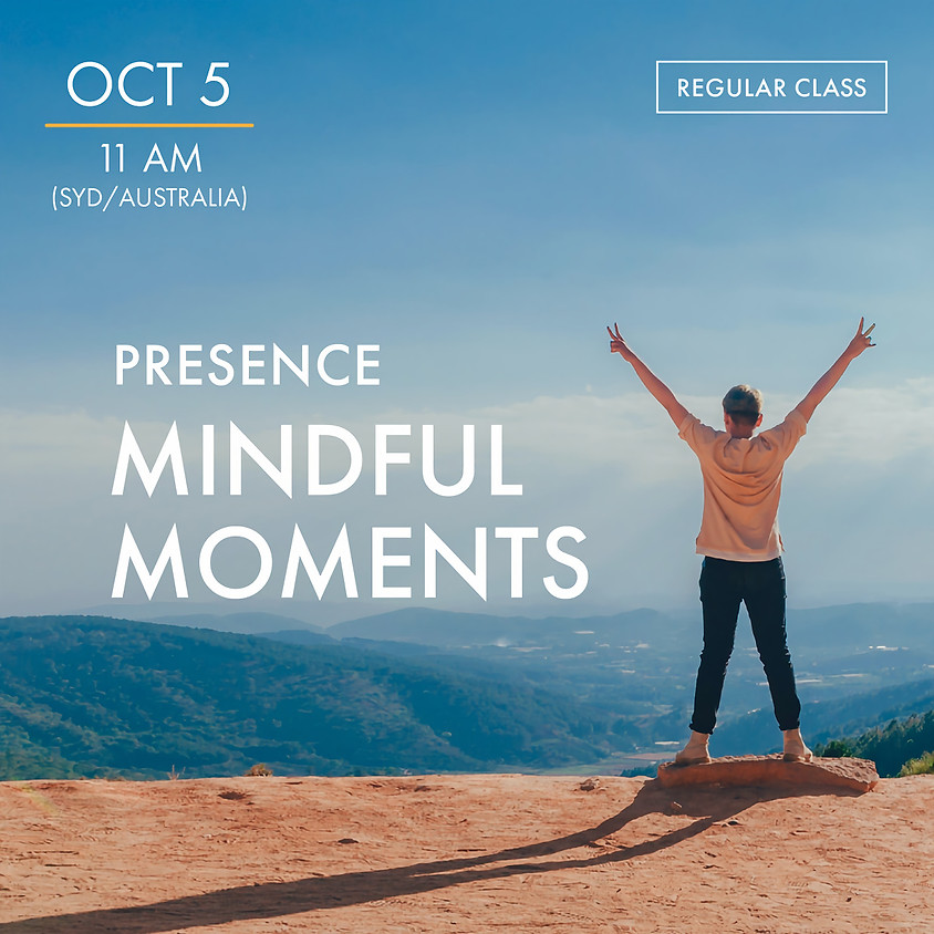 ReBoot - PRESENCE - Mindful Moments