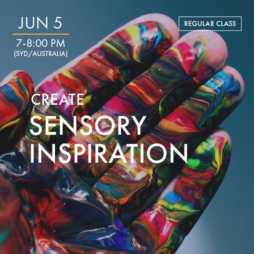 CREATE - Sensory Inspirations