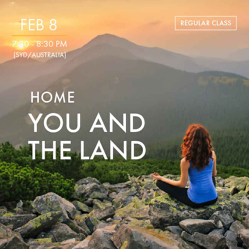 HOME - You and the Land