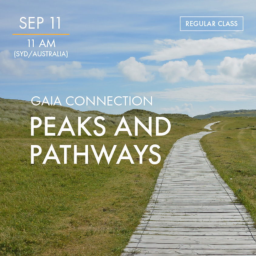 ReBoot - GAIA CONNECTION - Peaks and Pathways