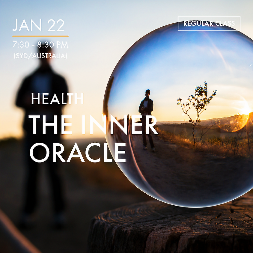 HEALTH - The Inner Oracle