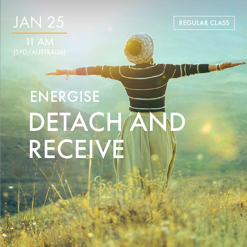 ENERGISE - Detach and Receive
