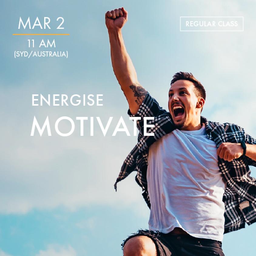 ENERGISE - Motivate