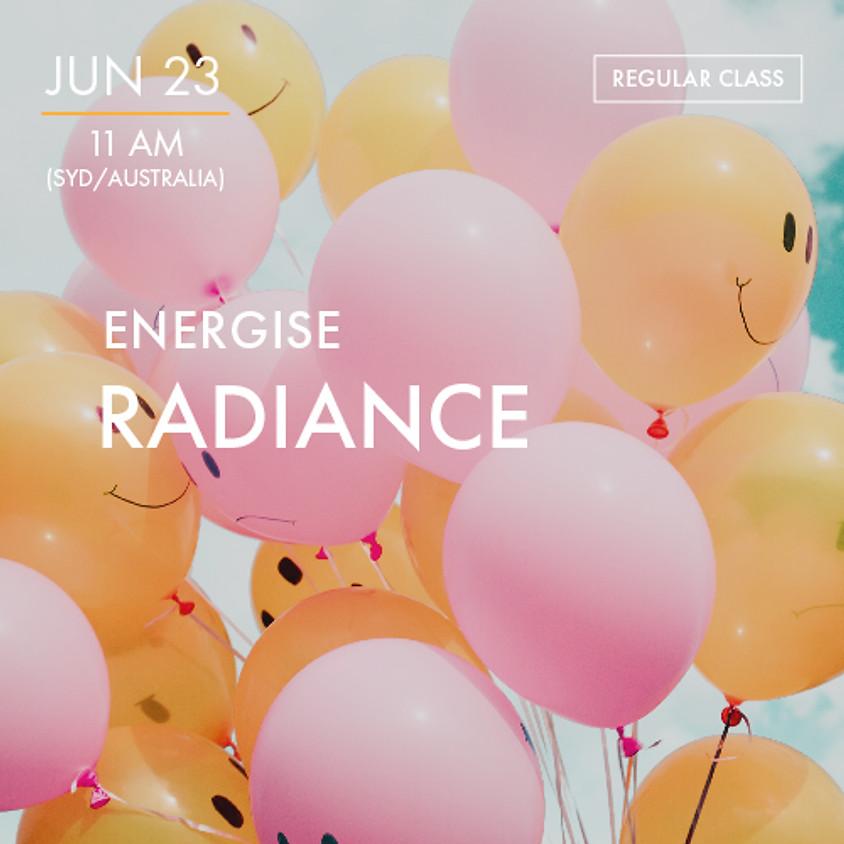 ReBoot - ENERGISE - Radiance