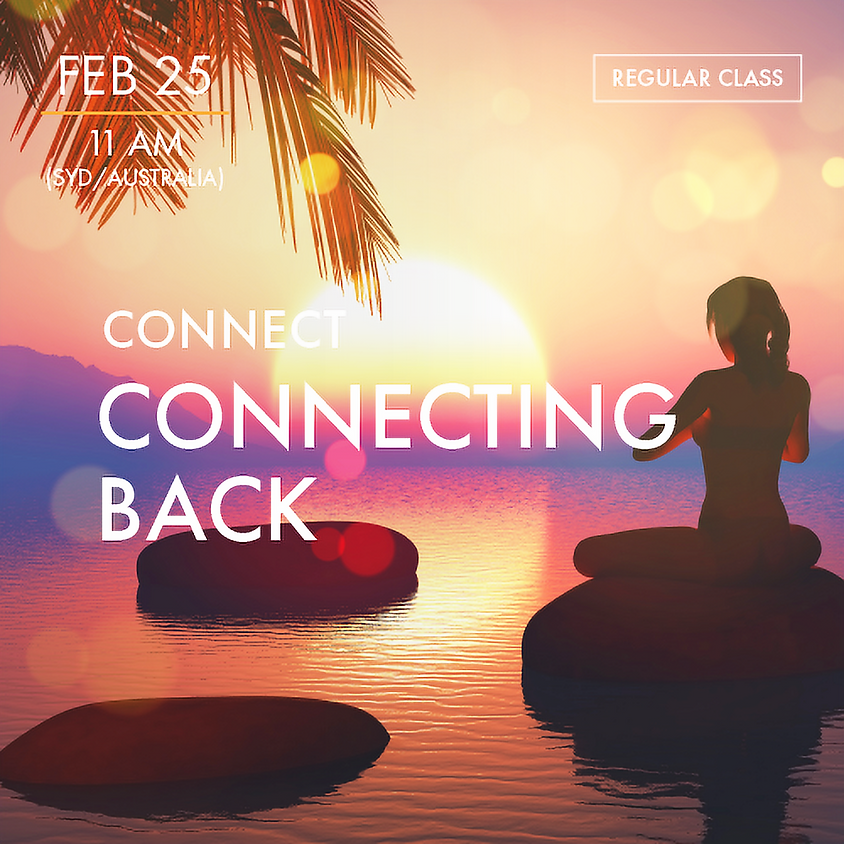CONNECT - Connecting Back