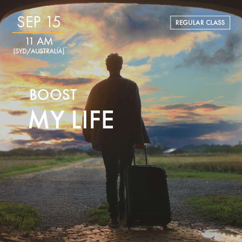 ReBoot - BOOST - My Life