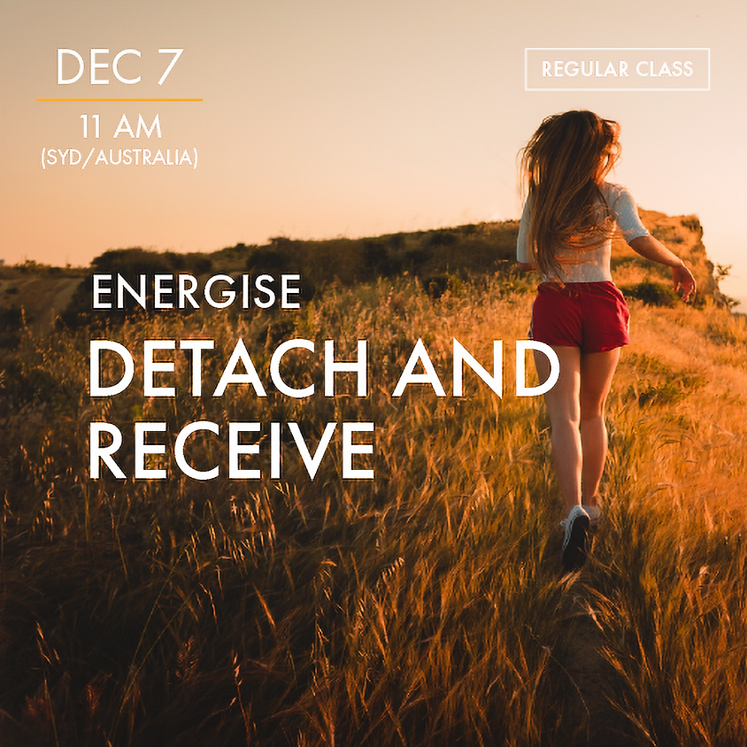 ReBoot - ENERGISE - Detach and Receive
