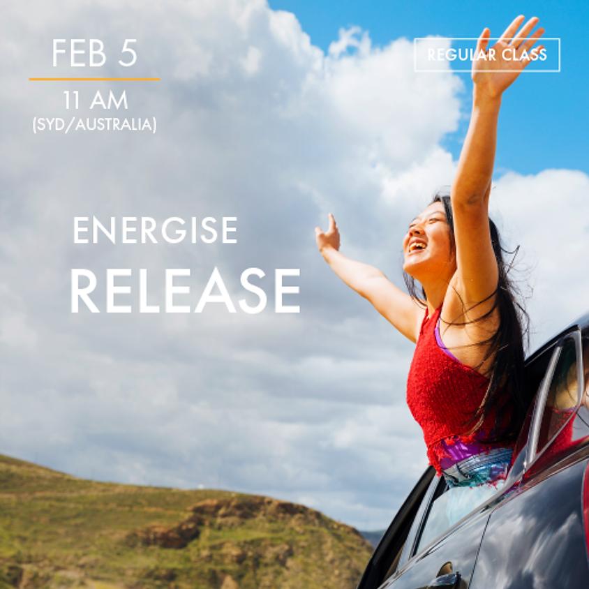 ENERGISE - Release