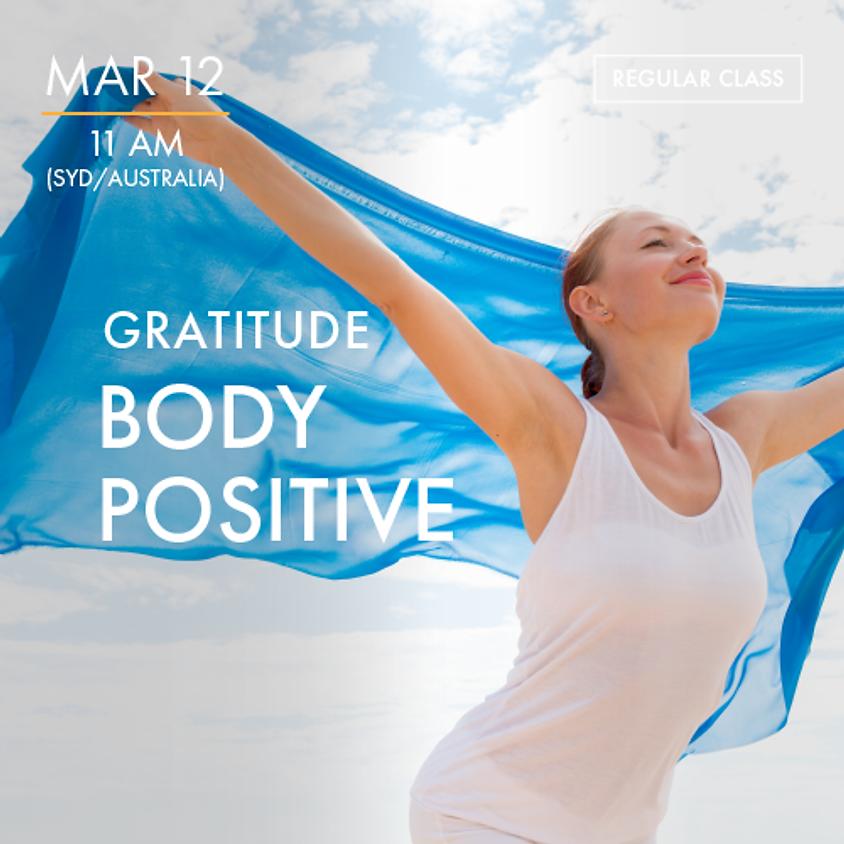 GRATITUDE - Body Positive