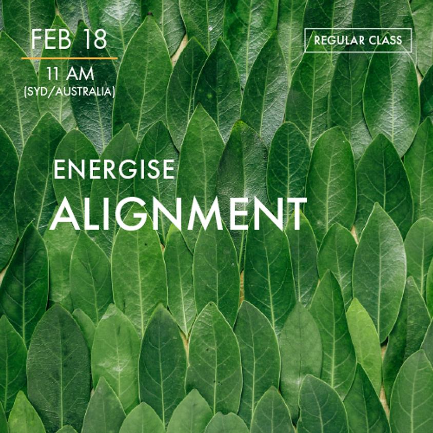 ENERGISE - Alignment
