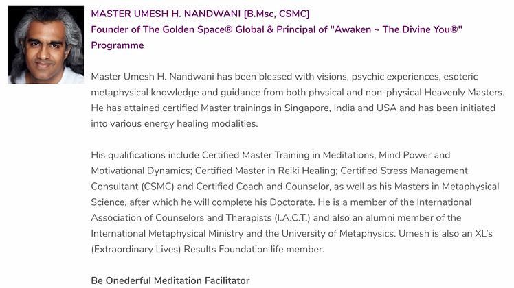 LB Master Umesh BMS Info