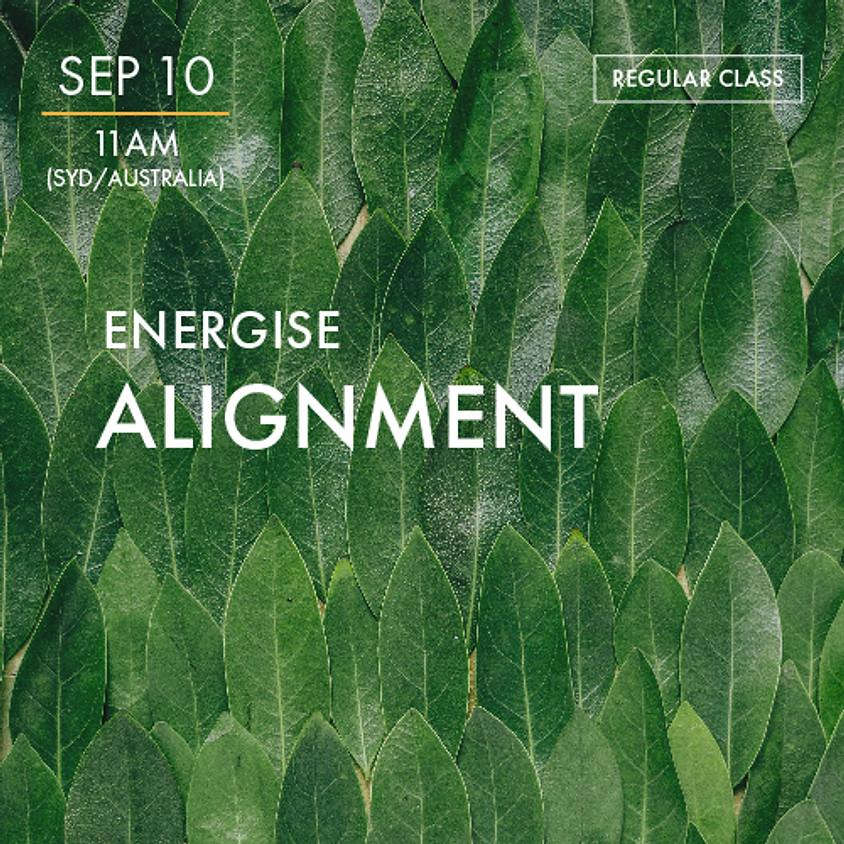 ReBoot - ENERGISE - Alignment