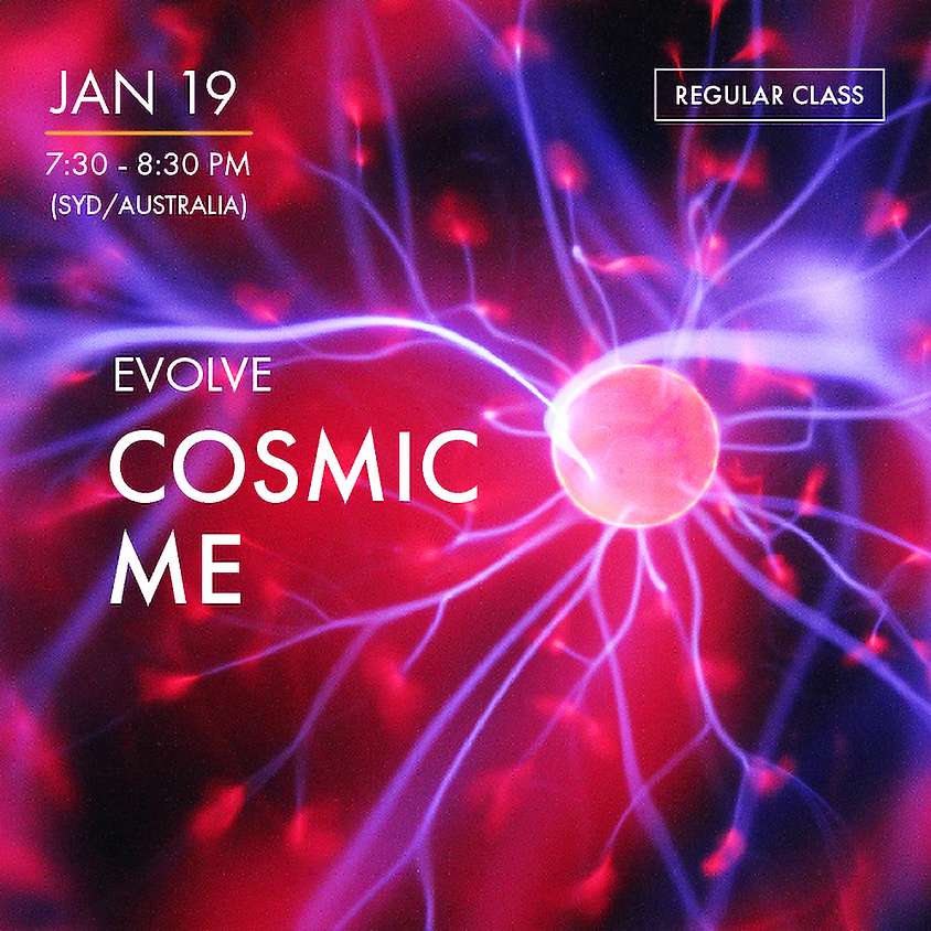 EVOLVE - Cosmic Me