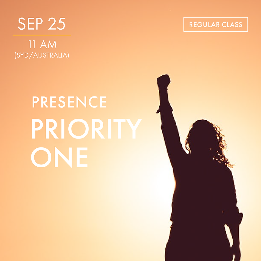 ReBoot - PRESENCE - Priority One