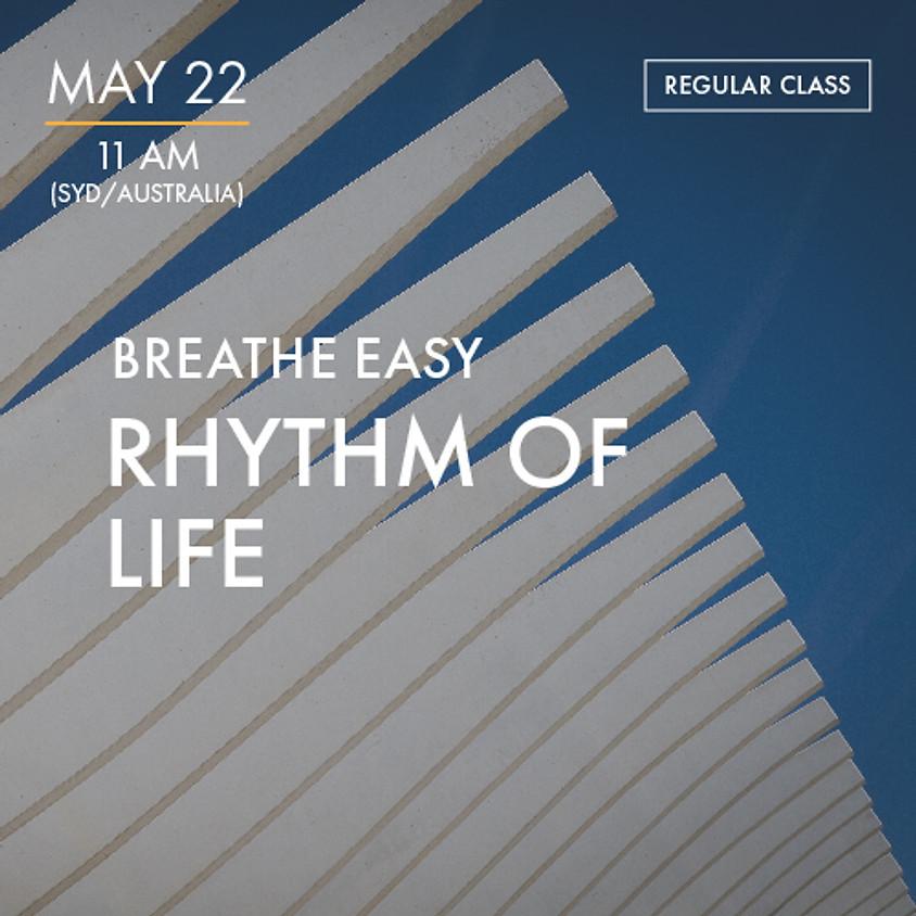 ReBoot - BREATHE EASY - Rhythm of Life