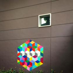 Isometric wall
