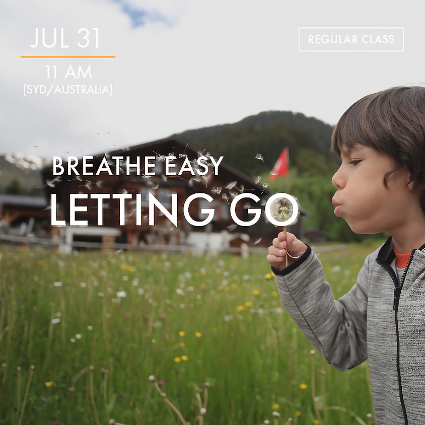 ReBoot - BREATHE EASY - Letting Go