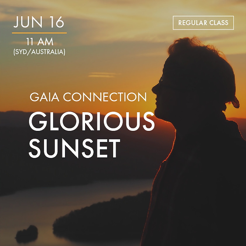 ReBoot - GAIA CONNECTION - Glorious Sunset