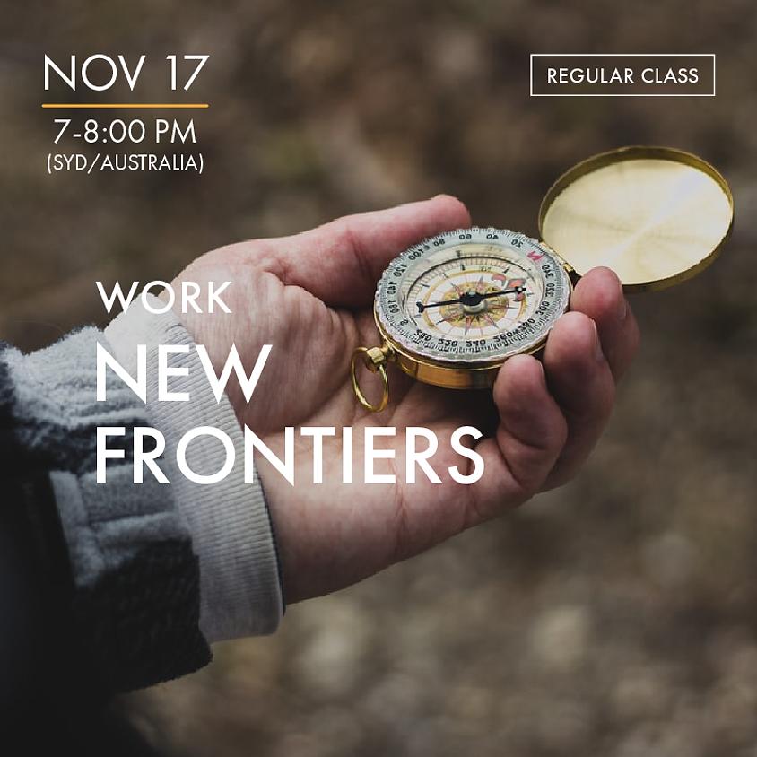 WORK - New Frontiers