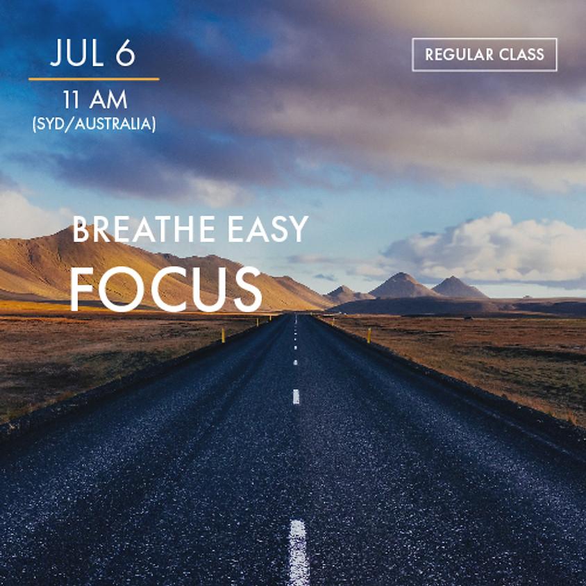 ReBoot - BREATHE EASY -Focus