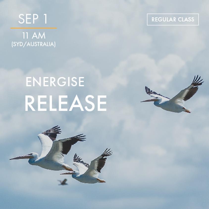 ReBoot - ENERGISE - Release