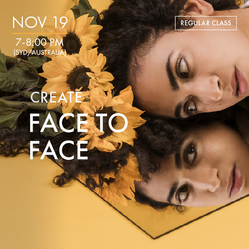 CREATE - Face to Face
