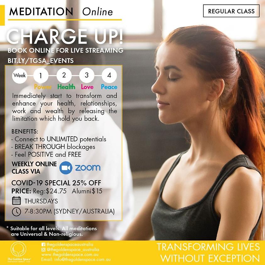Charge Up! HEALTH this week - Online via Zoom (1)