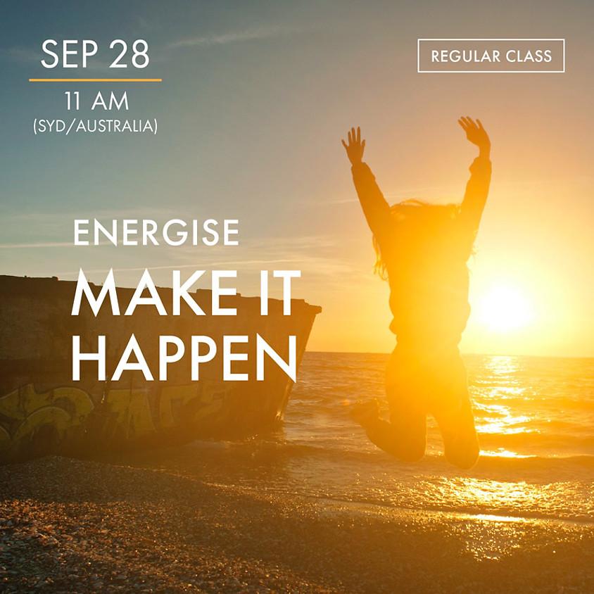 ReBoot - ENERGISE - Make It Happen